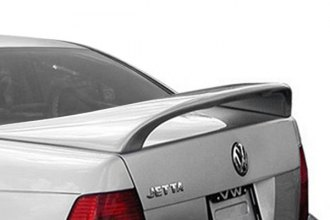 JKS® - Custom Style Rear High Wing Spoiler with Light