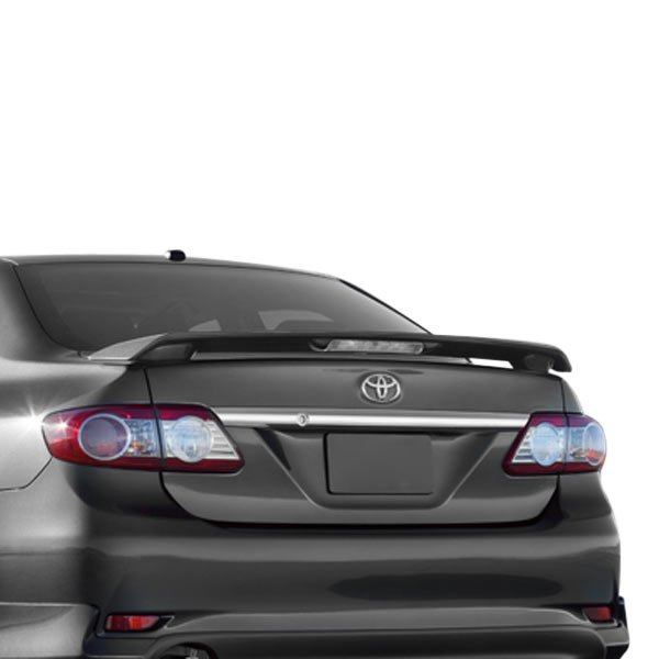 jks toyota corolla 2013 factory style rear spoiler with. Black Bedroom Furniture Sets. Home Design Ideas
