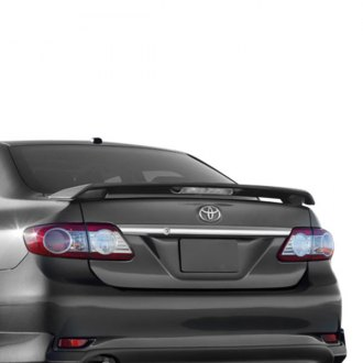 JKS® - Factory Style Rear Spoiler with Light (Painted)