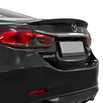 JKS® - Factory Rear Lip Spoiler