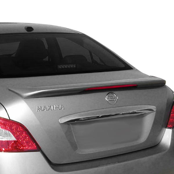 JKS® - Factory Style Rear Spoiler with Light (Unpainted)