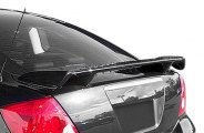 JKS® 388019 - Factory Style Rear Spoiler (Painted)