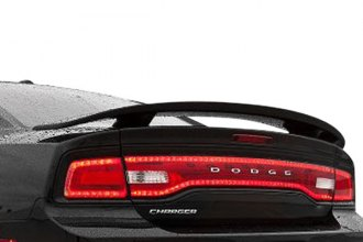 JKS® 388023 - Factory Style Rear Spoiler (Painted)
