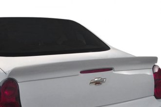 JKS® 47428 - Factory Style Flush Mount Rear Spoiler (Unpainted)