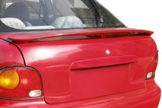 JKS® - Flush Mount Factory Style Rear Spoiler with Light