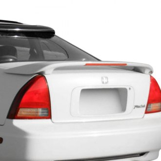 JKS® - Factory Style Rear Spoiler with Light