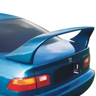 JKS® - Scorpion™ Custom Style Fiberglass Rear Spoiler (Painted)