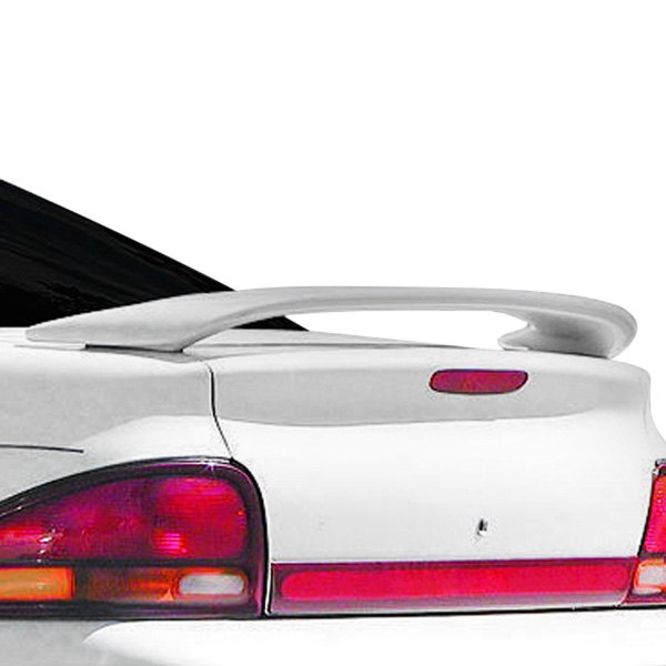 JKS® - Custom Style Rear Spoiler (Painted)