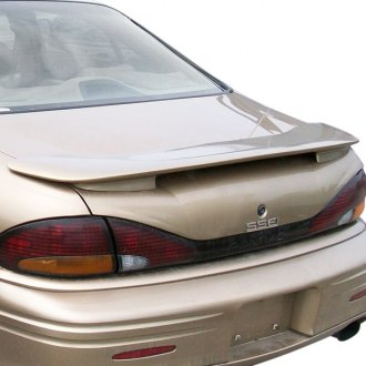 JKS® - Flush Mount Factory Style Rear Spoiler (Painted)
