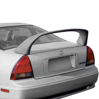 JKS® - Scorpion™ Style Custom Style Rear Spoiler with Light (Painted)