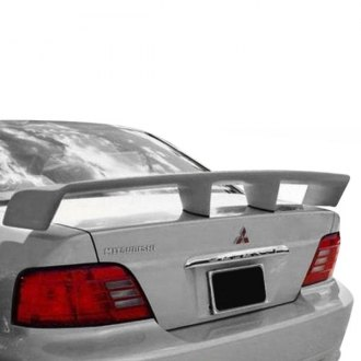 JKS® - Multi Fit Custom Style Rear Spoiler