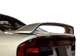 JKS® 97201 - Factory Style Rear Spoiler with Light (Painted)