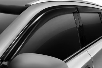 JKS® - Tape-On Smoke Wind Deflectors