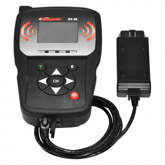 JohnDow Industries® - Dynamic TPMS Diagnostic Tool with OBDII Module