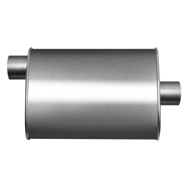 Jones Exhaust Stainless Steel Black Exhaust Muffler