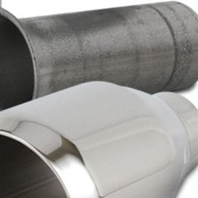 Jones Exhaust® - Exhaust Tip Double Wall