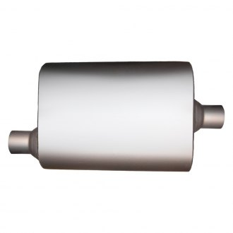 Jones Exhaust® - Oval Exhaust Muffler