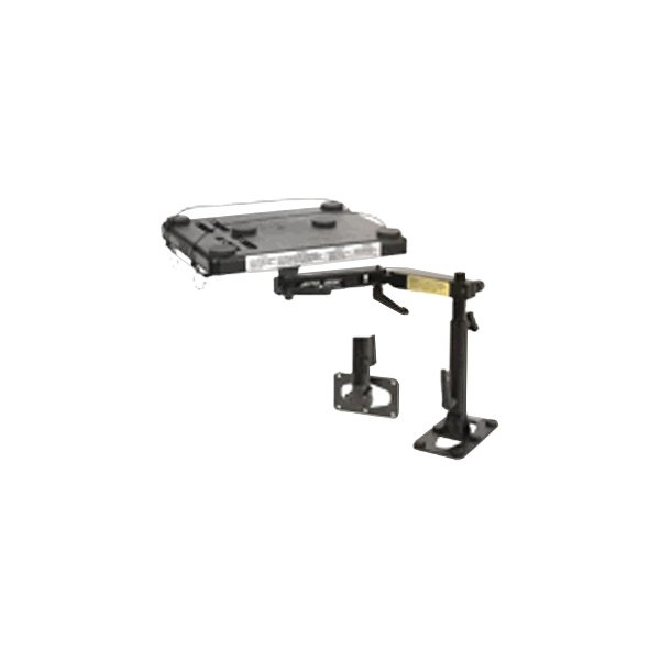 Jotto Desk®   U2500 Specialty Model Computer Mount With Console Swing Arm