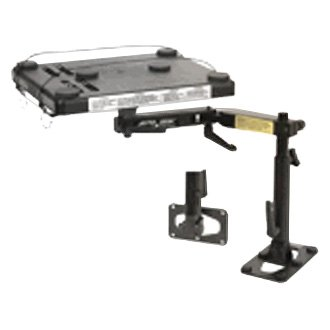 Jotto Desk® - U2500 Specialty Model Computer Mount with Console Swing Arm