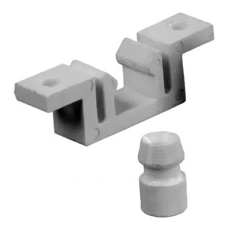 JR Products® - Closet/Folding Door Latch
