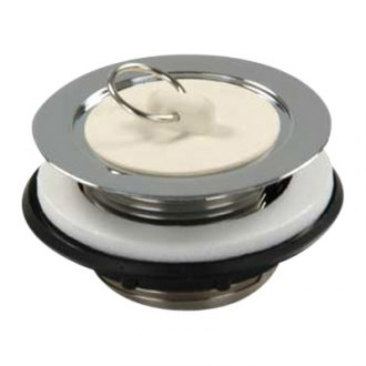 JR Products® - Strainer with Rubber Stopper