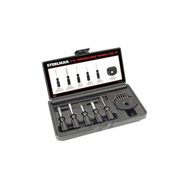 Steelman js95927 6 piece mercedes benz terminal tool kit for Mercedes benz tool kit