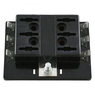 JT&T® - Six Position ATC/ATO Fuse Block
