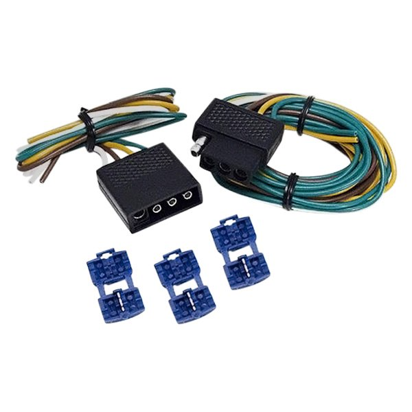 JT&T® 2505F - 4-Way Trailer Connector Wiring Kit