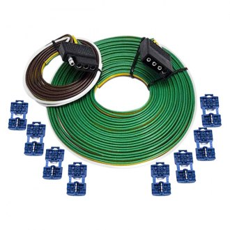 JT&T® - 4-Way Trailer Connector Wiring Kit