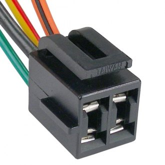 JT&T® - 4-Wire Fan Speed Switch Connector Pigtail