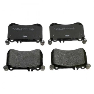 Jurid® - Front Disc Brake Pad Set