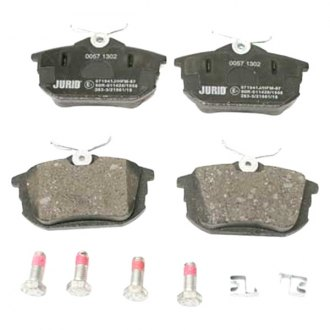 Jurid® - Rear Disc Brake Pad Set
