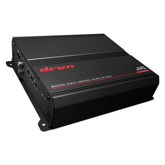 JVC® - DRVN Series Class D Mono 800W Amplifier