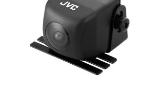 JVC® - 135 Degrees Black Rear View Camera