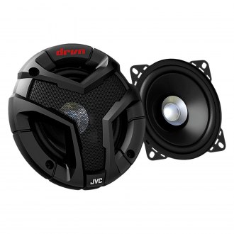 "JVC® - 4"" 2-Way DRVN Series 180W Coaxial Speakers"