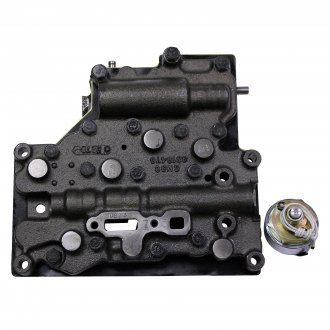 J.W. Performance® - Trans-Brake Valve Body