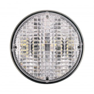 "J.W. Speaker® - 217 Series 3"" Chrome Round LED Backup Light"