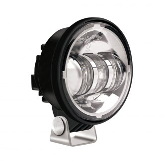 "J.W. Speaker® - 6150 Series 4"" Round Chrome/Black LED Fog Light"