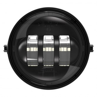 "J.W. Speaker® - 6146 Series 4"" Round Black LED Fog Lights"
