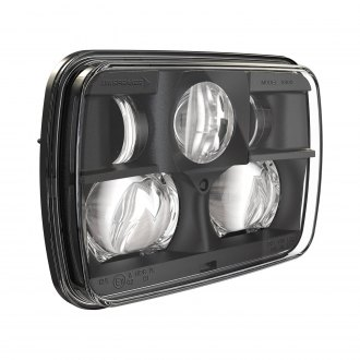 J.W. Speaker® - Rectangular Projector LED Headlights