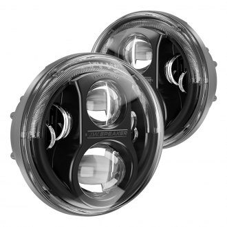 J.W. Speaker - Round Projector LED Headlights