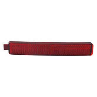 K-Metal® - Rear Driver Side Bumper Reflector