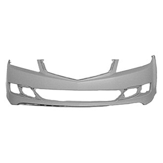 Acura TSX Replacement Bumpers Components CARiDcom - 2006 acura tsx front bumper