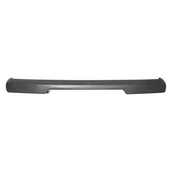 For 2000-2001 Xterra Front Bumper Face Bar Primed Black