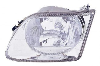 K-Metal® 219736GT - Driver Side Replacement Headlight