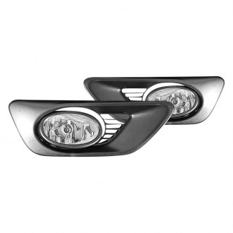 K-Metal® - Driver and Passenger Side Replacement Fog Lights