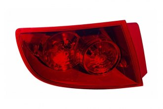 K-Metal® 6302392T - Driver Side Replacement Tail Light