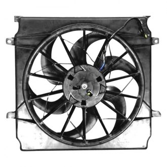 K-Metal® - Radiator Dual Fan Assembly