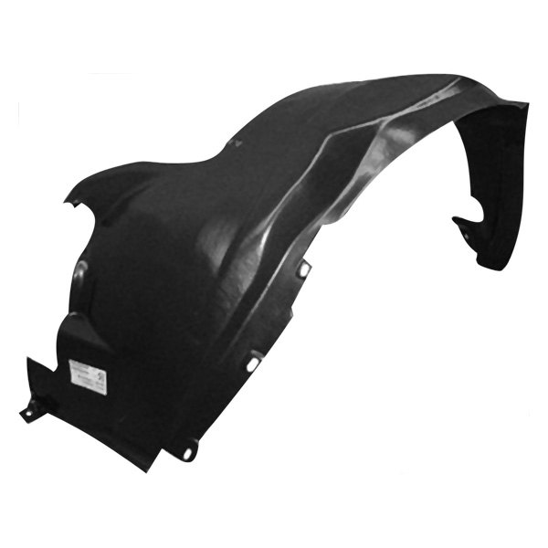 Newlife Poly Quarter Fenders : K metal jeep grand cherokee front inner fender liner