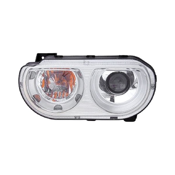 K-Metal® - Driver Side Replacement Headlight Unit